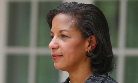 Incoming National Security Advisor Susan Rice