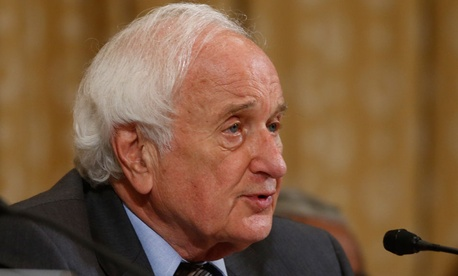 Rep. Sander Levin, D-Mich., has released redacted documents that he said showed IRS employees used political rhetoric in evaluating applications of progressive groups.