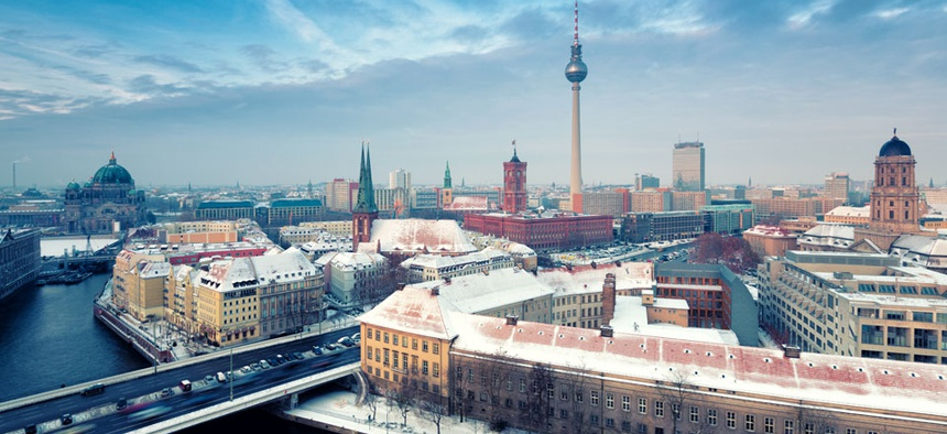 Berlin is Germany's capital and largest city.