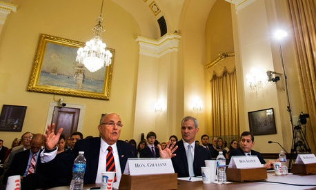 The House Homeland Security Committee's hearing on assessing attacks on the Homeland: From Fort Hood to Boston.