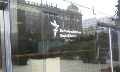 Radio Free Europe has an office in Prague.