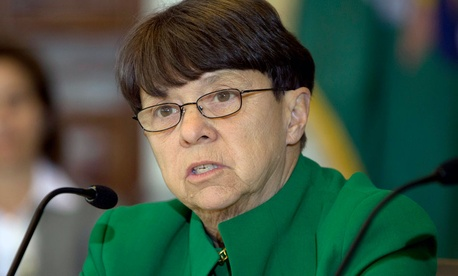 Securities and Exchange Commission (SEC) Chair Mary Jo White