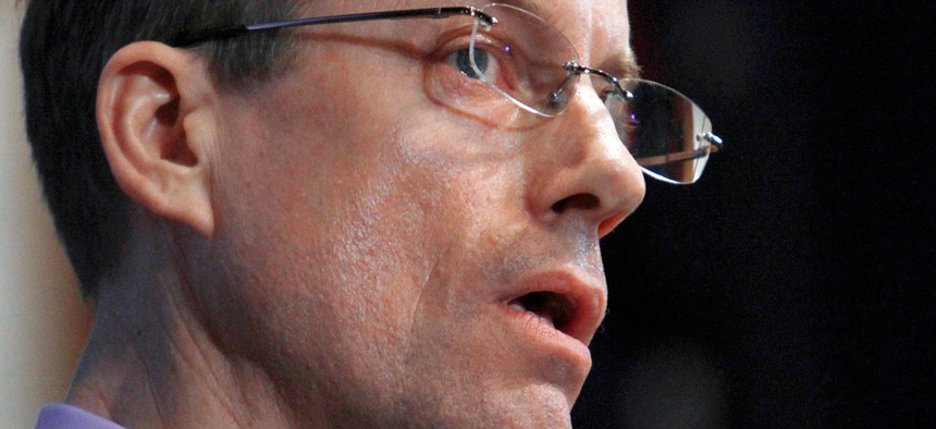 Thomas Drake, a former NSA executive indicted by the Justice Department after he took complaints to a reporter.