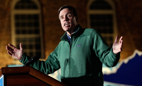 Sen. Mark Warner, D-Va., has repeatedly spoken out against furlough plans at the Defense Department.