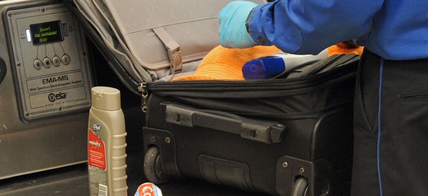 TSA Tries to Put Reports of Screeners Stealing and Sleeping on the