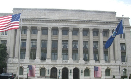 The U.S. Department of Agriculture, Washington D.C.