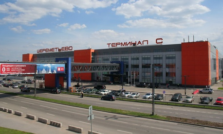 Terminal C is the international and charter terminal at Moscow's Sheremetyevo International Airport.