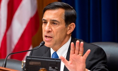 Rep. Darrell Issa, R-Calif., announced he has signed a subpoena for the documents via the Treasury Department.