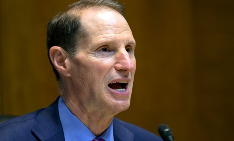 Sen. Ron Wyden, D-Oregon