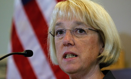 The bill, sponsored by Sen. Patty Murray, D-Wash., would require the Veterans Affairs Department to cover in vitro fertilization and other assisted reproductive technology procedures.