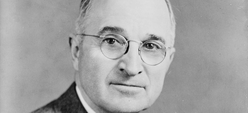 . The law resulted from the perception that Harry Truman had endured financial difficulties after he left office.
