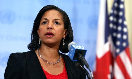National Security Adviser Susan Rice