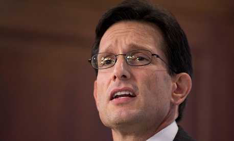 Rep. Eric Cantor, R-Va., included the spending measure in his weekly legislative schedule after lawmakers returned to Capitol Hill following a month-long recess.