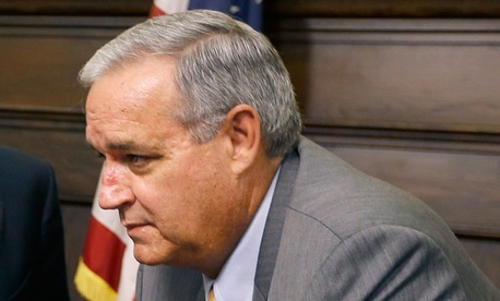 Rep. Jeff Miller, R-Fla., has introduced a bill that would place a five-year moratorium on all bonuses for senior executives at the VA, saving the federal government $18 million.