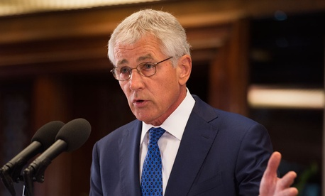 Defense Secretary Chuck Hagel announced the cuts in July.