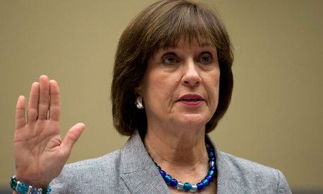 Lois Lerner testified before Congress in May.