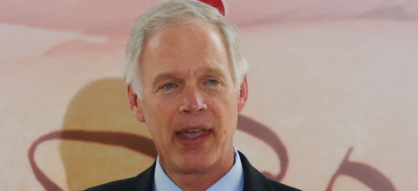 """We're really just robbing Peter to pay Paul,"" said Sen. Ron Johnson, R-Wis."