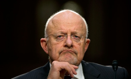 Director of National Intelligence James Clapper