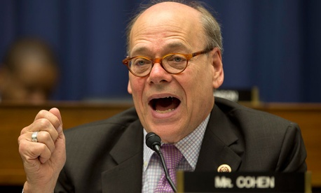 Rep. Steve Cohen, D-Tenn., has taken to given tours of the Capitol to his visiting constituents.
