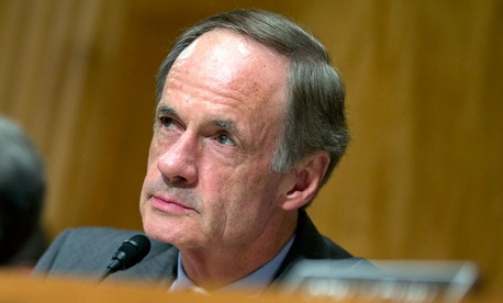 Sen. Tom Carper, D-Del., requested the report.