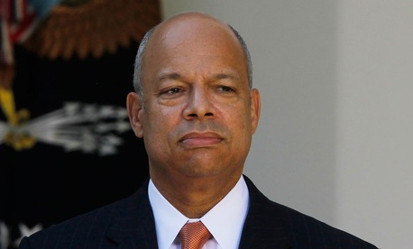 Jeh Johnson is Barack Obama's choice to be the next Homeland Security head.