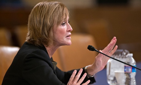 Marilyn Tavenner, administrator of the Centers for Medicare and Medicaid Services, testified Tuesday.