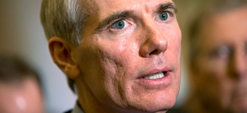 Sen. Rob Portman, R-Ohio, has introduced a bill to end government shutdowns.