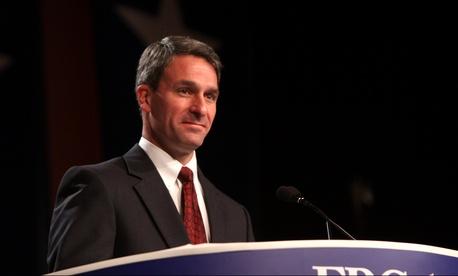 Virginia Republican governor candidate Ken Cuccinelli
