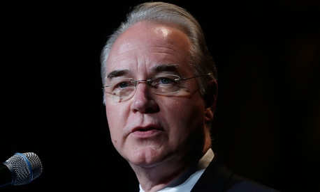 """""""I've always believed that we need to have a positive, principled solution as an alternative,"""" said Rep. Tom Price, R-Ga., a leading conservative and medical doctor."""