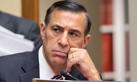 Rep. Darrell Issa, R-Calif., expressed frustration with OPM's response to his panel's series of letters seeking documents relating to the training of contractors who perform background checks.