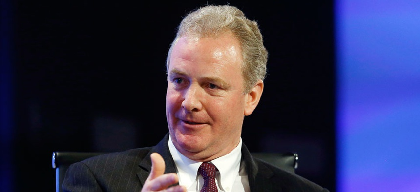 """""""Hardworking federal employees have already had to weather a government shutdown and have made a substantial sacrifice over the last several years to help bring down the deficit,"""" Rep. Chris Van Hollen, D-Md., said."""