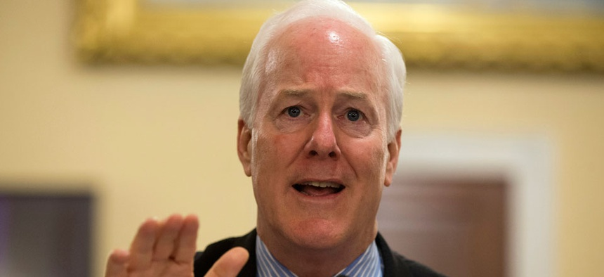 """""""I'm concerned about it,"""" said Minority Whip John Cornyn of Texas, before the deal was even announced."""