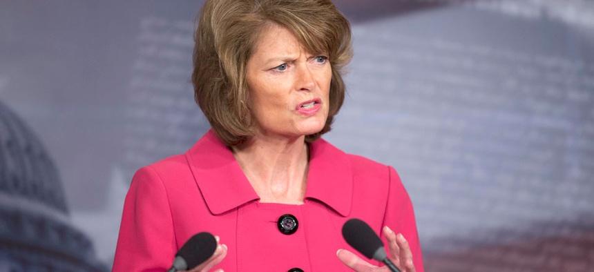 Sen. Lisa Murkowski, R- Alaska