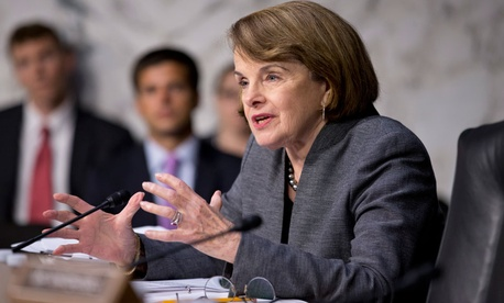 The Senate Intelligence Committee, under Democratic Senator Dianne Feinstein launched a sweeping investigation of counter-terrorism practices such as waterboarding.