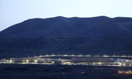 Utah's NSA Data Center in Bluffdale, Utah.