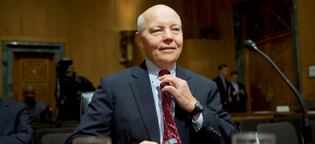 John Koskinen says working with a tighter budget will be among his biggest challenges as IRS chief.