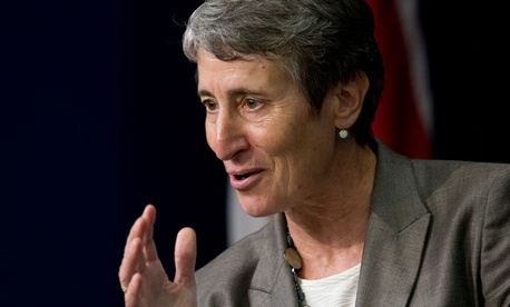 Interior Secretary Sally Jewell has brought on a new aide to work with states.