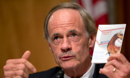 Sens. Tom Carper, D-Del.