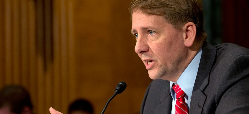 Consumer Financial Protection Bureau Director Richard Cordray