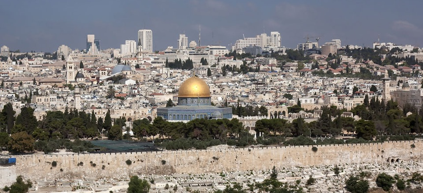 Israel was the most popular destination, accounting for $2 million in travel.