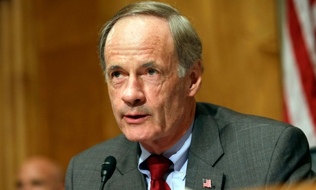Sen. Tom Carper, D-Del., chair of the Senate Homeland Security and Governmental Affairs committee