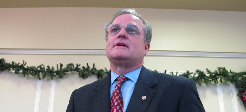 Sen. Mark Pryor's legislation is expected to come up for its first procedural vote Monday.