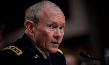 On Sunday, Joint Chiefs Chairman Gen. Martin Dempsey promised a new campaign to restore ethics after some recent lapses.