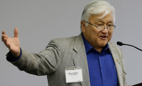 Rep. Mike Honda, D-Calif.