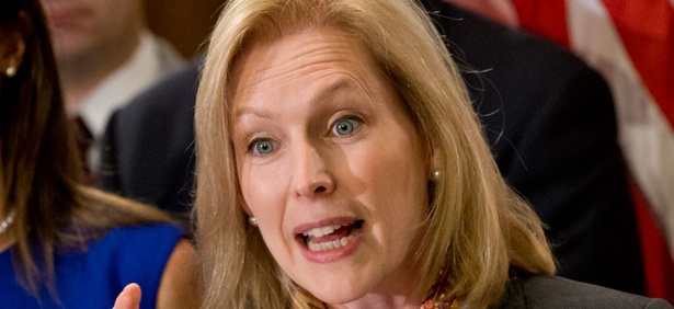 Pentagon officials have widely criticized a bill by Sen. Kirsten Gillibrand to remove commanders from that process.