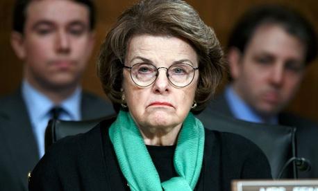 Senate Intelligence Committee Chair Sen. Dianne Feinstein, D-Calif.