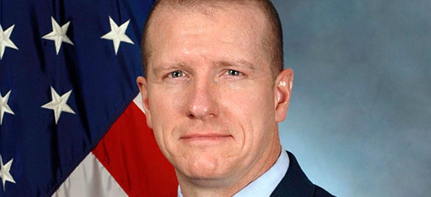 Air Force Col. Robert Stanley II.