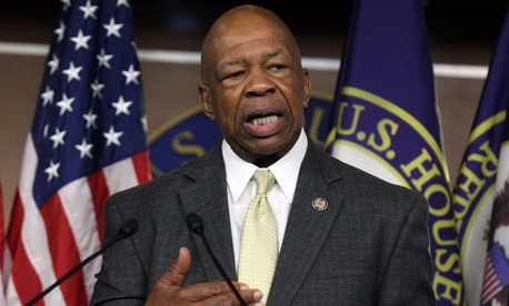 Rep. Elijah Cummings, D-Md., ranking member of the House Oversight and Government Reform Commitee
