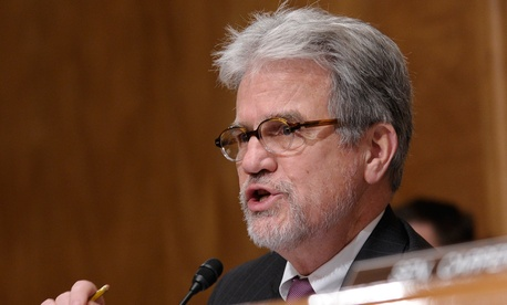"""It will allow us to address the $200 billion in duplication in programs identified by the Government Accountability Office,"" Sen. Tom Coburn, R-Okla., said."