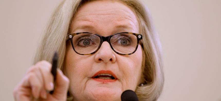 """. """"I don't know how you can be independent… if you owe your job to the head of the agency,"""" Sen. Claire McCaskill, D-Mo., said."""